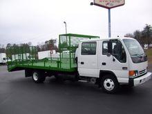 2002 GMC W4500 Box truck - stra