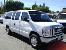 2010 FORD E-SERIES BUS
