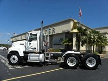 2006 MACK CH613 CAB CHASSIS