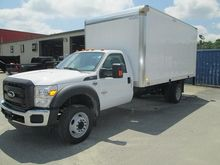 New 2016 FORD F550 X