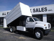 2002 GMC C7500 CHIPPER TRUCK