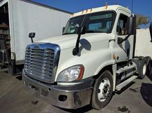 2012 FREIGHTLINER CASCADIA TRAC