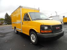 2010 GMC SAVANA G2500 Box truck