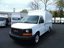 2011 GMC SAVANA G2500 Box truck