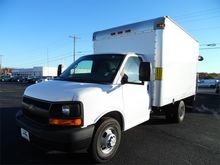 2012 CHEVROLET EXPRESS G2500 Bo