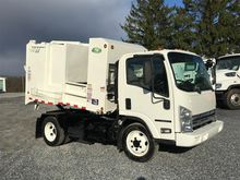 2008 GMC W5500HD Garbage truck