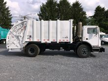 2007 MACK MR688P GARBAGE TRUCK