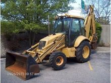 1997 NEW HOLLAND 655E Backhoe l