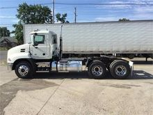 New 2017 MACK PINNAC
