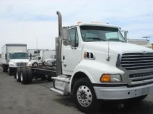 2008 STERLING A9500 CAB CHASSIS