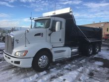 2009 KENWORTH T660 CAB CHASSIS