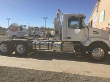 2011 VOLVO VHD104F CAB CHASSIS