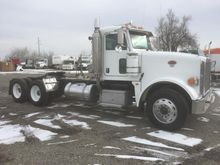 2008 PETERBILT 367 CAB CHASSIS