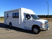 2008 FORD E-450 MOTOR HOME BUS