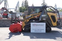 2016 ASV RT-120 Forestry Compac