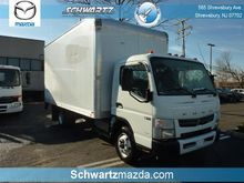 2012 MITSUBISHI F FE160 BOX TRU