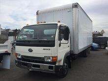 1999 UD 1800CS BOX TRUCK - STRA