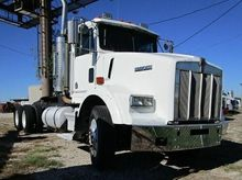 1989 KENWORTH T800 WINCH TRUCK