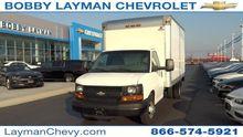 2011 Chevrolet Express 3500 Box