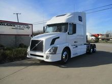 2011 VOLVO VNL64T670 CONVENTION