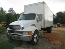 2008 STERLING ACTERRA 7500 BOX