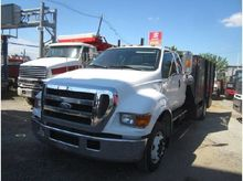 2006 FORD F650 CAB CHASSIS
