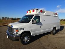 2014 FORD E350 AEV AMBULANCE AM