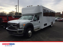 2011 FORD SUPER DUTY F-550 DRW