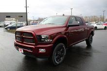 2017 Ram 2500 Box truck - strai