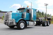2002 PETERBILT 357 Tanker truck
