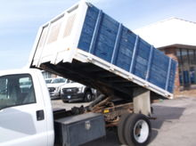 2010 FORD F450 CONTRACTOR TRUCK