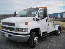 2004 CHEVROLET C4500 WRECKER TO