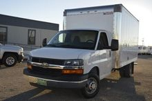 2016 CHEVROLET EXPRESS 3500 Box