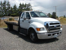 2004 FORD F650 WRECKER TOW TRUC