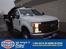2017 Ford F-350 Dump truck