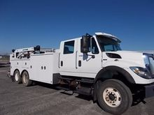 2012 INTERNATIONAL WORKSTAR 750