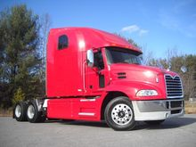 2014 MACK PINNACLE CXU613 CONVE