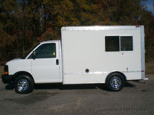 2005 CHEVROLET EXPRESS CUBE/CUT