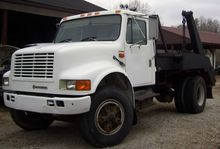 1992 INTERNATIONAL 4900 GARBAGE