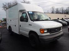 Used 2007 FORD E-SER