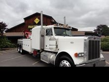 1988 PETERBILT 378 Wrecker tow