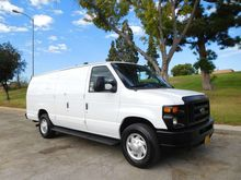 2012 FORD E-350 COMMERCIAL VAN