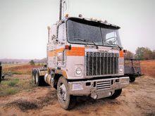 1984 GMC ASTRO CABOVER TRUCK -