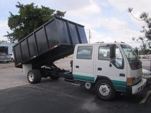 Used 2003 ISUZU NQR