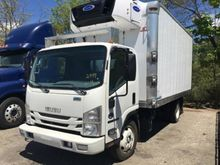 2016 Isuzu Trucks NPR Refrigera