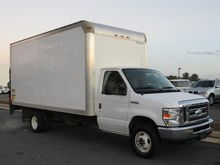 2014 FORD E-450 BOX TRUCK - STR