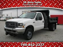 Used 2002 FORD F-450