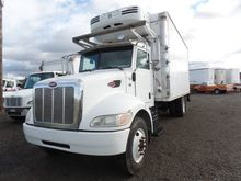 2005 PETERBILT 330 REFRIGERATED