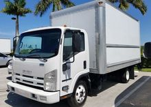 2012 ISUZU TRUCKS NPR-HD BOX TR