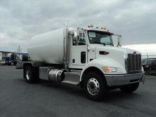 2017 PETERBILT 337 Tanker truck